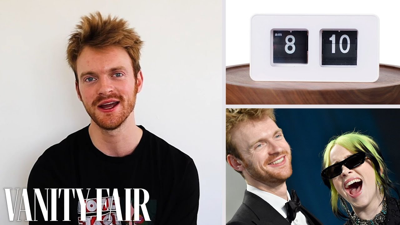 Everything FINNEAS Does In A Day