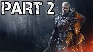 The Witcher 3 Wild Hunt Game of the Year Edition Let's Play Part 2