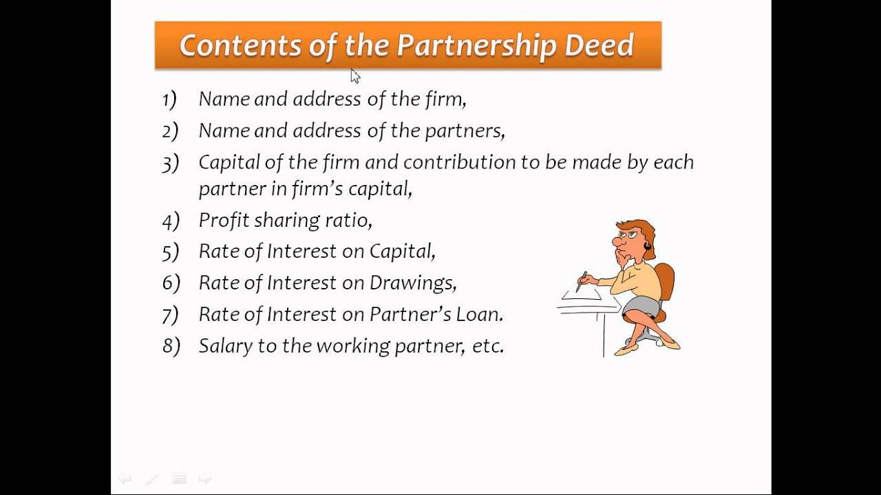 Partnership Accounting Part 1 - YouTube