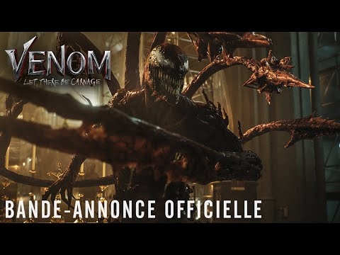 Venom : Let There Be Carnage - Bande-annonce officielle