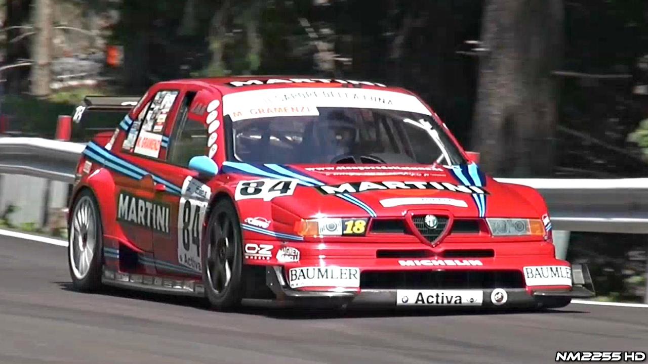 2010 Alfa Romeo 155 2.5 V6 TI DTM photo - 3