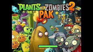 (GamePlay+LinkDownload) Plants Vs Zombies PAK Space-Time Travel Mod
