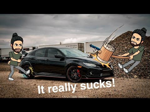 5 THINGS I HATE ABOUT MY CIVIC TYPE R!