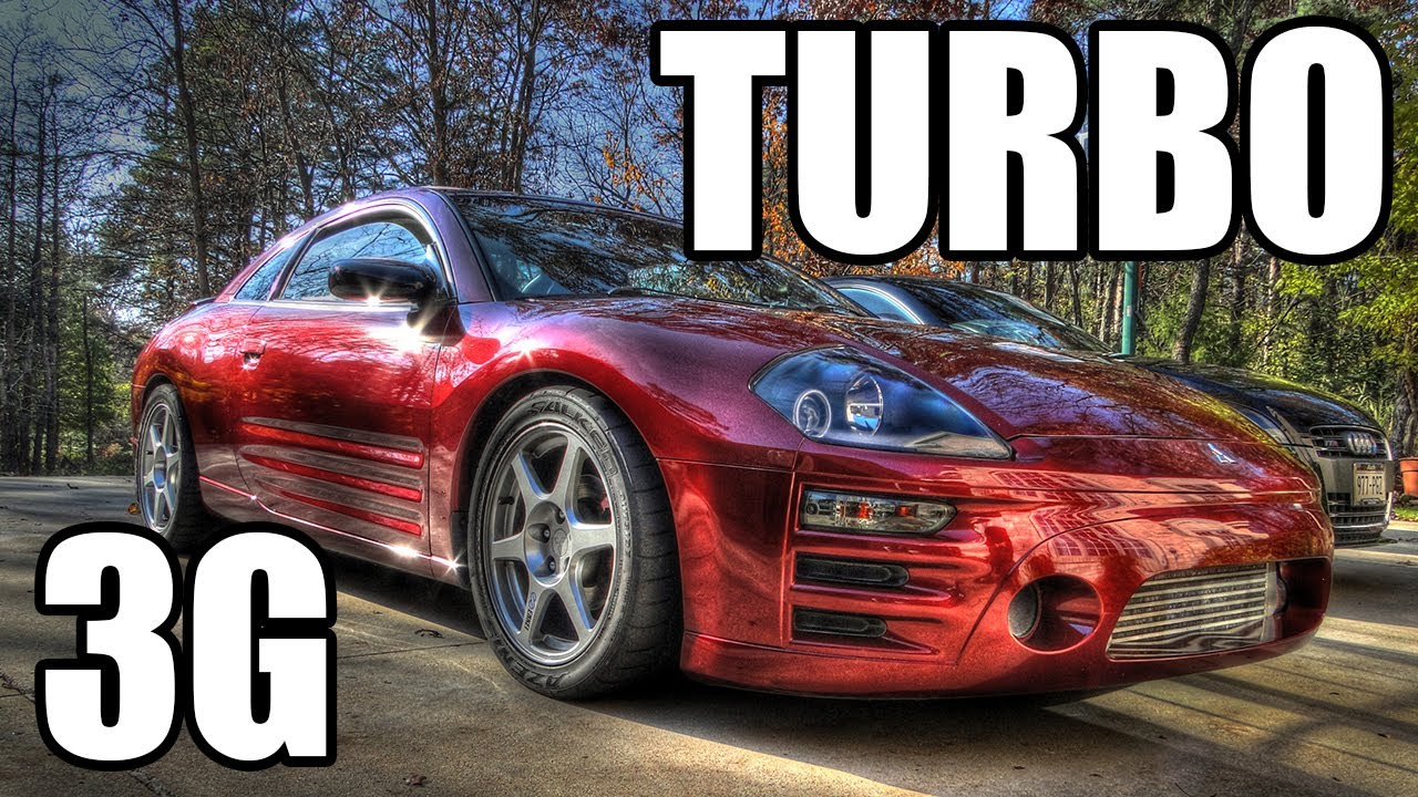 Turbo 3g Eclipse Rolling Shots 2012 Youtube