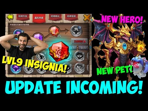 New Update BIG CHANGES New Event Hero Castle Clash
