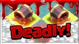Insane battle Giant Cannon vs all troops of coc builder base by AS Gaming
