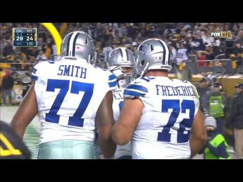 Every Touchdown of the 2016 Dallas Cowboys season