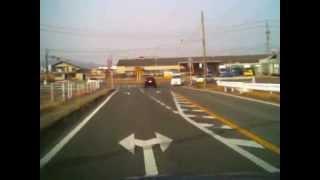 【車載動画】倉敷市水島~笹沖