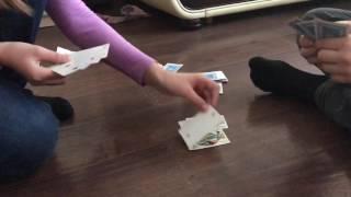Игра в карты Дурака