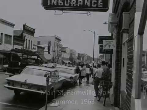 1963 Farmville Protests