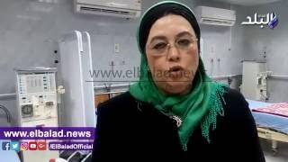 رئيس الشركة المصرية لخدمات الدم: مراكزنا مفتوحة لجموع المواطنين دون استثناء أحد.. فيديو وصور