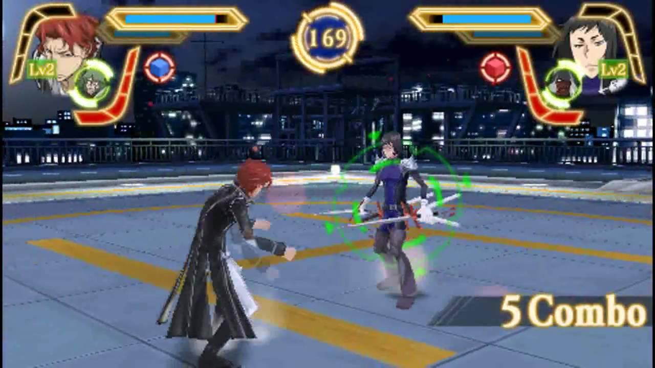 Kateikyoushi Hitman Reborn Kizuna No Tag Battle Jpn Psp
