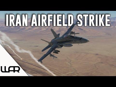 💥 Iran Airfield
