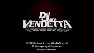 Def Jam Vendetta (GameCube) - Nvidia Shield TV Gameplay