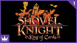Twitch Livestream | Shovel Knight: King Of Cards Part 1 [Xbox One]