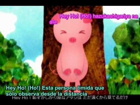 LM.C Sentimental Piggy Romance PV Subs Español + Karaoke CF