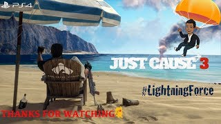 Just Cause 3 gameplay #13 | 18+[FINALE]