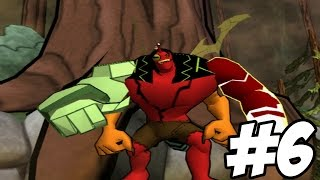 Kevin 11 Boss Fight! | Ben 10: Protector of Earth #6 [PS2/PSP/Wii/NDS] | Cartoon Network Games
