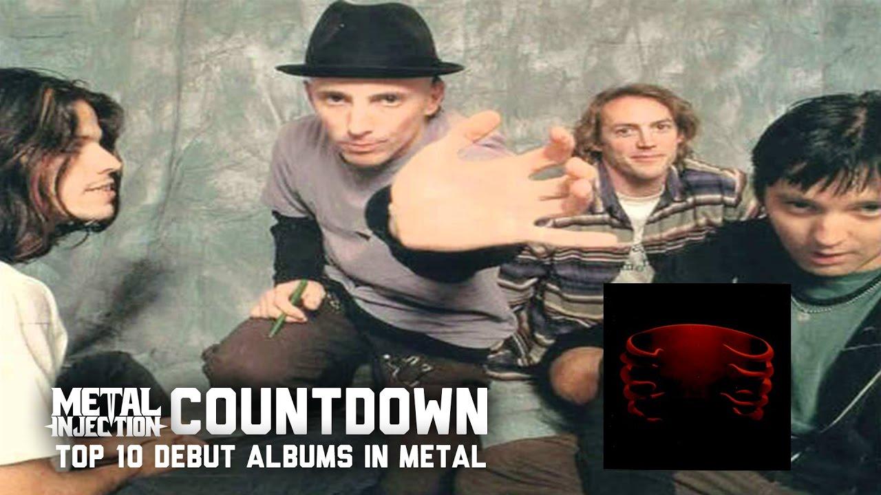#5 TOOL Undertow - Top 10 Debut Albums In Metal