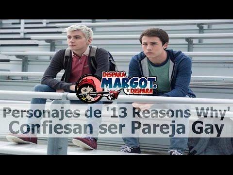 pareja gay en 13 reasons why