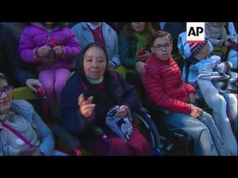 Pope Francis leaves for Ciudad Juarez