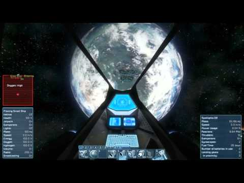 Learning some Space Engineers!