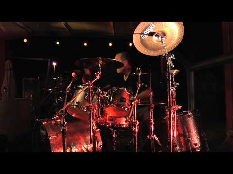Alberto Rigoni (TwinSpirits) & John Macaluso (Ark, TNT, ex-Malmsteen etc.) - ONTOGENY (Live)