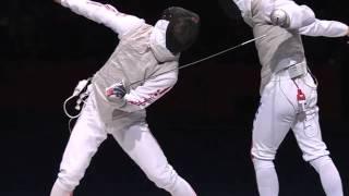 London Olympic Team Japan Fencing
