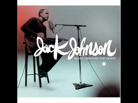 Jack Johnson- Sitting, Waiting, Wishing   lyrics (descript)