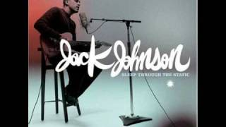 Jack Johnson- Sitting, Waiting, Wishing   lyrics (descript)