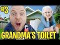 GOODBYE GRANDMA, HELLO TOILET!! - HOUSE FLIPPER #3