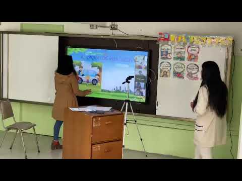 Experiencia Clase Híbrida Colegio Kau Kalem de Osorno.