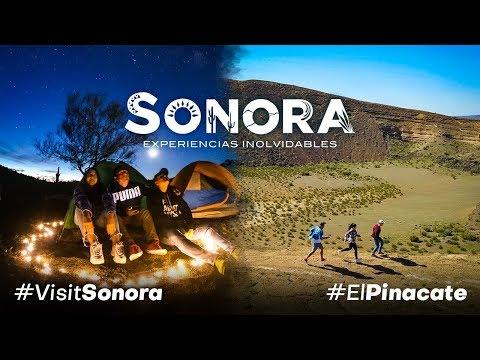 ¡Vamos a El Pinacate! #VisitSonora #ExperienciasInolvidables
