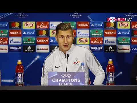 RB Leipzig: PK vor dem CL-Heimspiel gegen AS Monaco FC