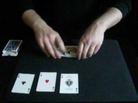 AWESOME - Card Trick Not Revealed Bristol Magician Andy Field