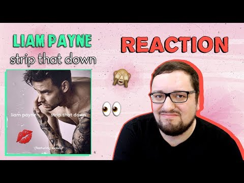 Liam Payne - Strip That Down ft. Quavo (Russian's REACTION)