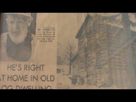 True Appalachian Mountain Man and the Shaffer Valley;   Appalachian History