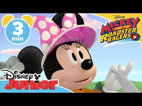 Mickey and the Roadster Racers | Teed Off! | Disney Junior UK