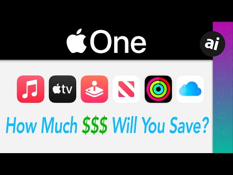 How Much Money Will Apple One REALLY Save You!?