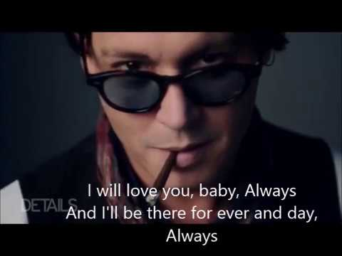 Johnny Depp - Always