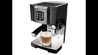 rEDMOND RCM-1512 кофеварка - получение и обзор.