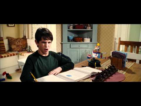 Diary of a Wimpy Kid: Rodrick Rules Trailer - 2011 (HD)