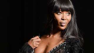 Naomi Campbell is the Queen of the runway