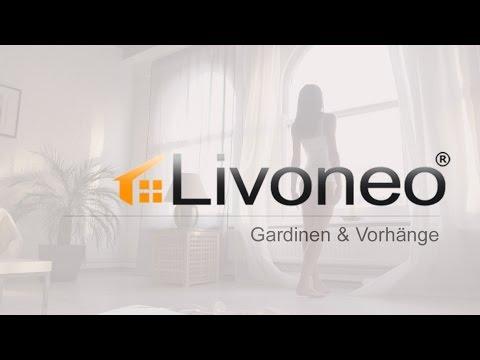 Gardinen & Vorhänge von Livoneo.de