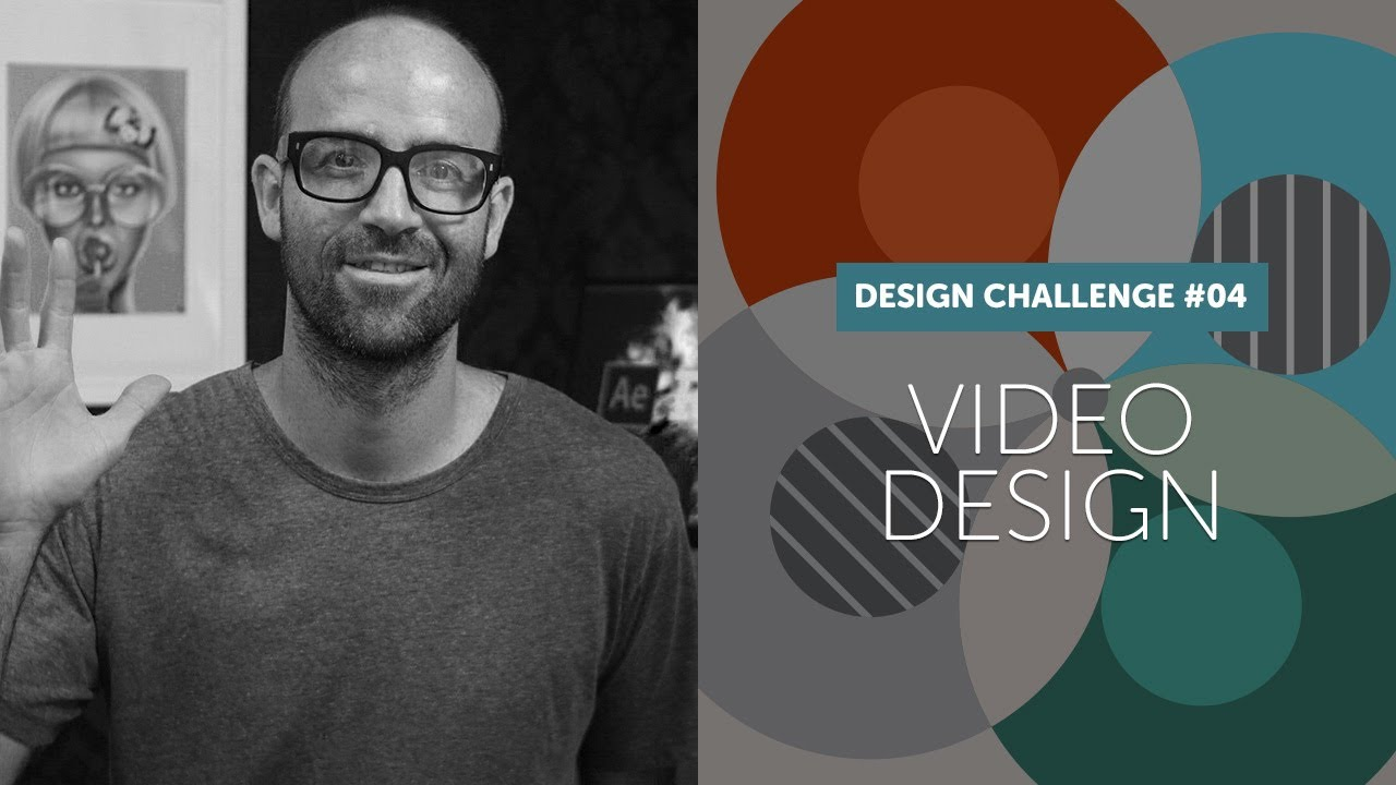 Video Design Challenge - #BYOLChallenge 04