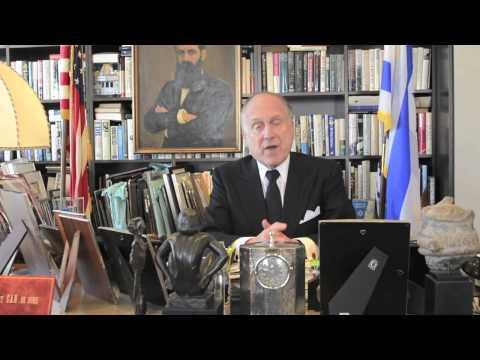 Ronald Lauder Message to JNFNC14