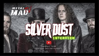 SILVER DUST  | INTERVIEW A L'ÉTAGE RENNES