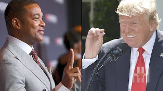Don Lemon Goes OFF On President Trump And The Internet Can't Deal