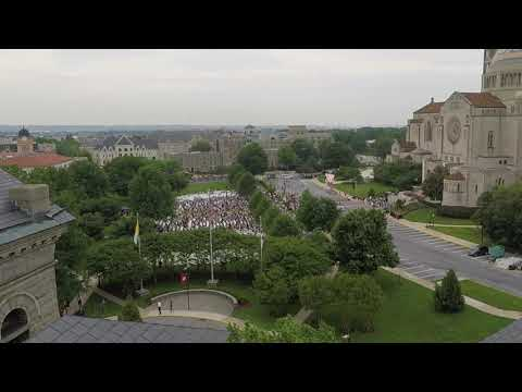 Commencement 2019 Timelapse