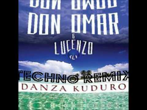 Don Omar ft Lucenzo - Danza Kuduro (Techno Remix)